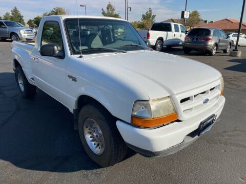 1999 Ford Ranger for sale at Robert Judd Auto Sales in Washington UT
