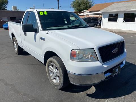 2004 Ford F-150 for sale at Robert Judd Auto Sales in Washington UT