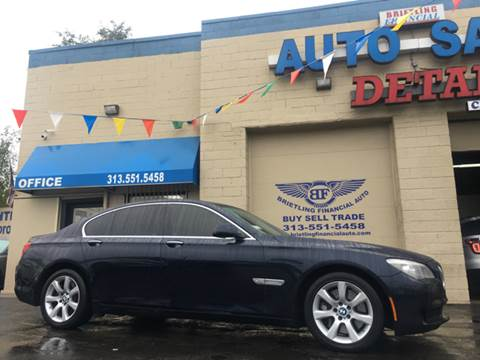2011 BMW 7 Series for sale in Detroit, MI