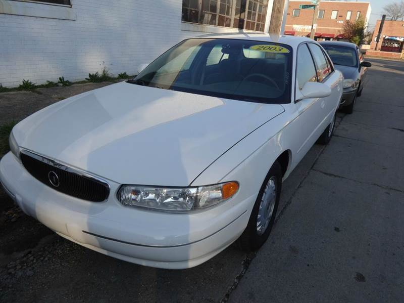2003 buick century base 4dr sedan in detroit mi brietling sold sciox Gallery