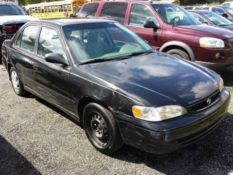 High Quality 1999 Toyota Corolla For Sale In Monroe, NY