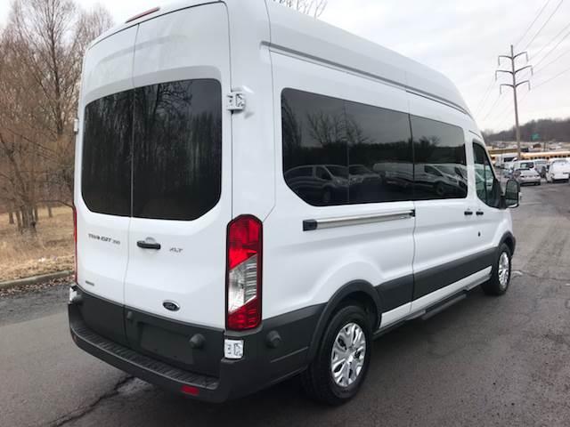 18c9583ace 2017 Ford Transit Wagon 350 XLT 3dr LWB High Roof Passenger Van w ...