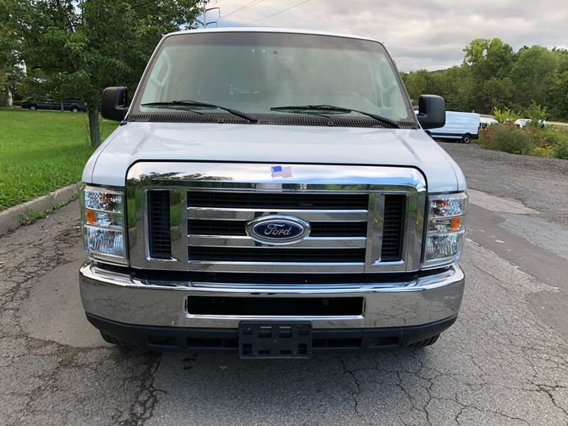 ada71086483f5a 2014 Ford E-Series Wagon E-350 SD XLT 3dr Passenger Van In Monroe NY ...