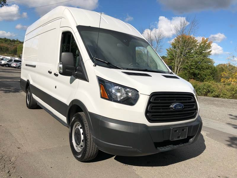 2017 Ford Transit Cargo 350 3dr Lwb High Roof Extended Cargo Van W