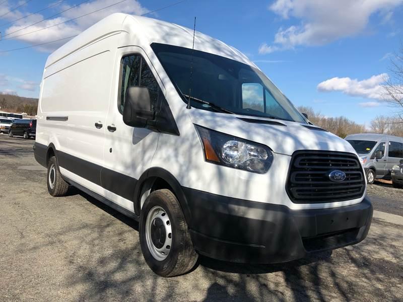 02f35d4526e357 2019 Ford Transit Cargo 250 3dr LWB High Roof Extended Cargo Van w Sliding  Passenger