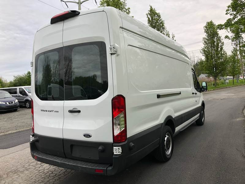 2018 Ford Transit Cargo 250 3dr LWB High Roof Extended Cargo