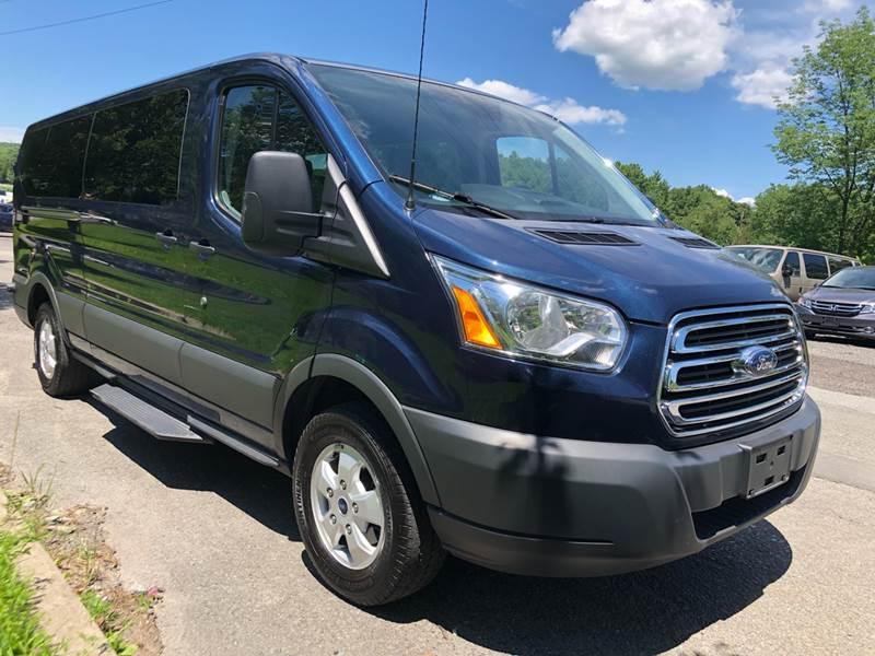 2018 Ford Transit Passenger 350 XLT 3dr LWB Low Roof