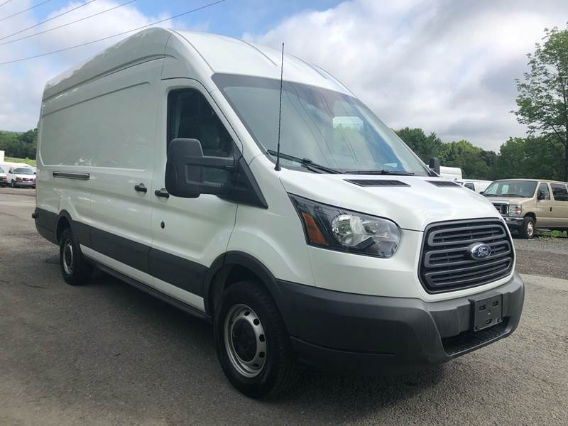 2018 Ford Transit Cargo 350 3dr LWB High Roof Extended Cargo