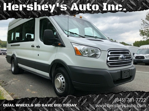 2017 Ford Transit Passenger for sale in Monroe, NY