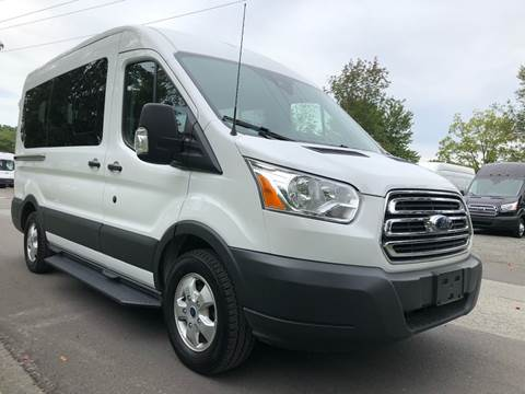 2018 Ford Transit Passenger for sale in Monroe, NY