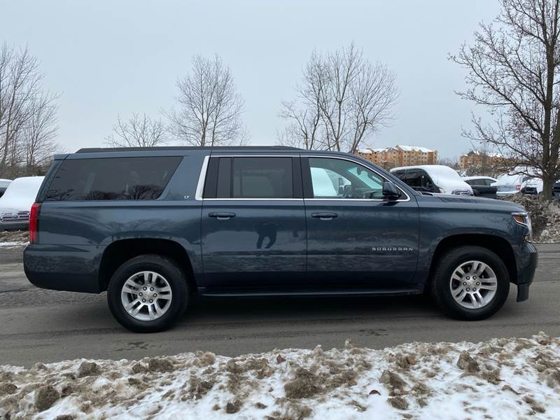 2019 Chevrolet Suburban 4x4 LT 1500 4dr SUV In Monroe NY ...