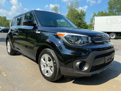 2018 Kia Soul for sale at HERSHEY'S AUTO INC. in Monroe NY
