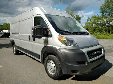 2019 RAM ProMaster Cargo for sale at HERSHEY'S AUTO INC. in Monroe NY
