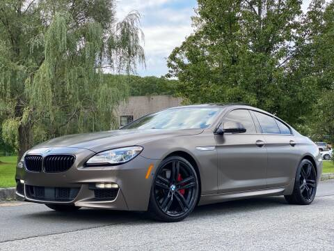 2018 BMW 6 Series for sale at HERSHEY'S AUTO INC. in Monroe NY