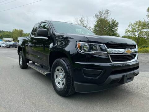 2020 Chevrolet Colorado for sale at HERSHEY'S AUTO INC. in Monroe NY