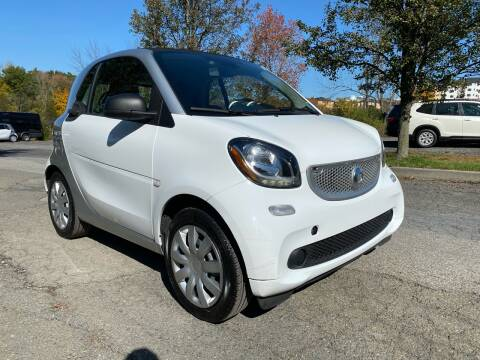 2017 Smart fortwo for sale at HERSHEY'S AUTO INC. in Monroe NY