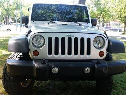 2011 Jeep Wrangler Sport For Sale In Brooklyn, NY