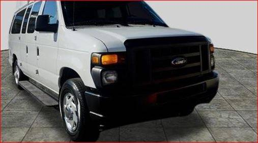2013 Ford E-series Wagon Econoline Super Duty Wagon
