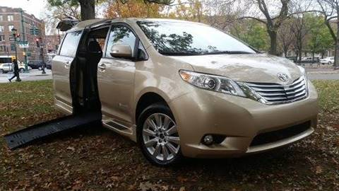 2013 Toyota Sienna for sale in Brooklyn, NY