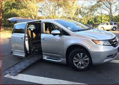 2015 Honda Odyssey for sale in Brooklyn, NY