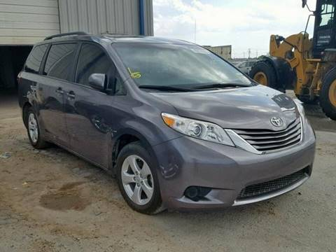 2017 Toyota Sienna LE 7-Passenger Auto Access Seat for sale at Seewald Cars in Brooklyn NY