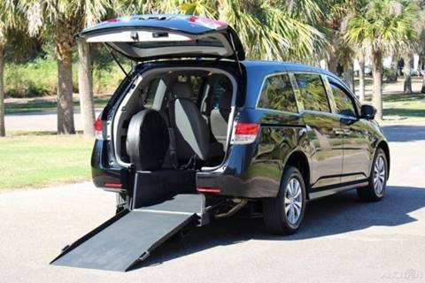 2016 Honda Odyssey  EX Rear Entry for sale at Seewald Cars in Brooklyn NY