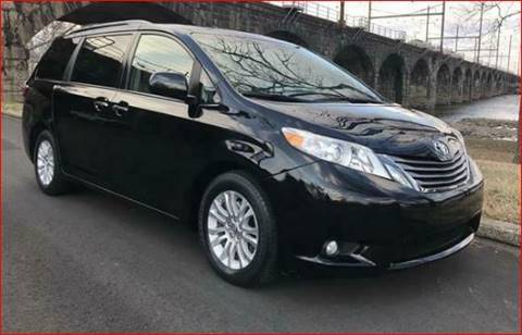 2016 Toyota Sienna XLE 8-Passenger for sale at Seewald Cars - Brooklyn in Brooklyn NY
