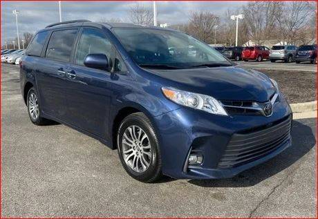 2019 Toyota Sienna XLE 8-Passenger for sale at Seewald Cars in Brooklyn NY