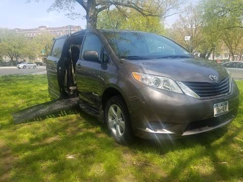 2011 Toyota Sienna for sale at Seewald Cars in Brooklyn NY