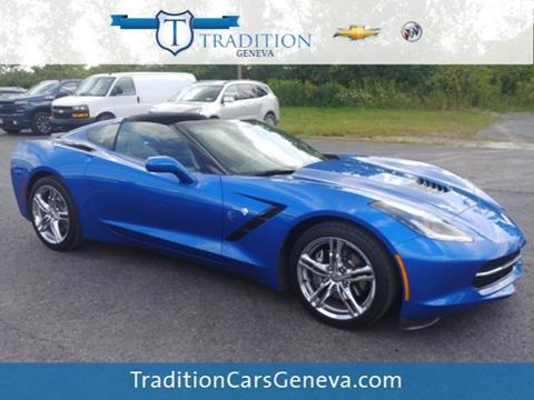 2014 Chevrolet Corvette for sale in Geneva, NY