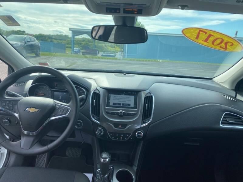 2017 Chevrolet Cruze LT Auto 4dr Sedan - Geneva NY