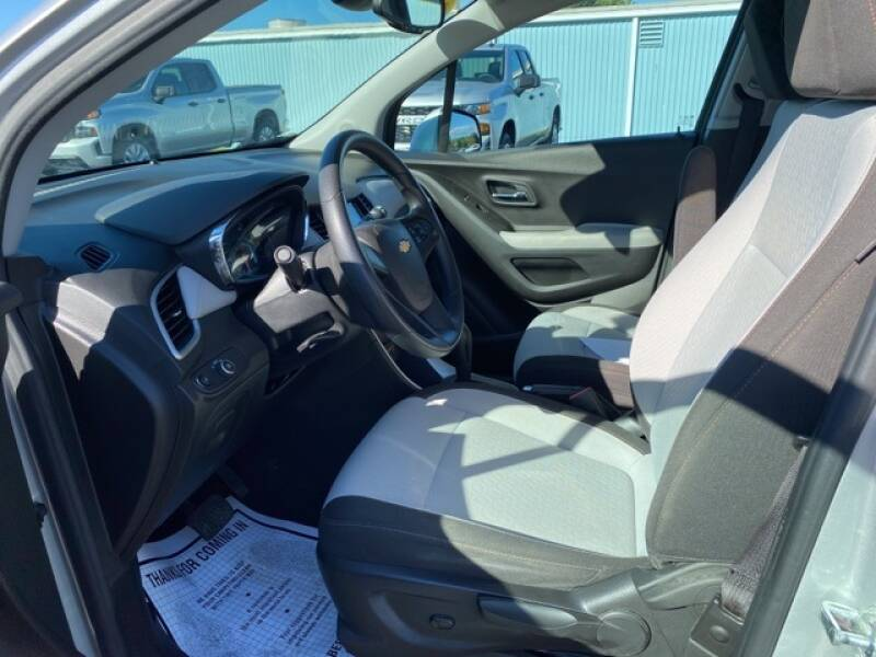 2017 Chevrolet Trax LS 4dr Crossover - Geneva NY