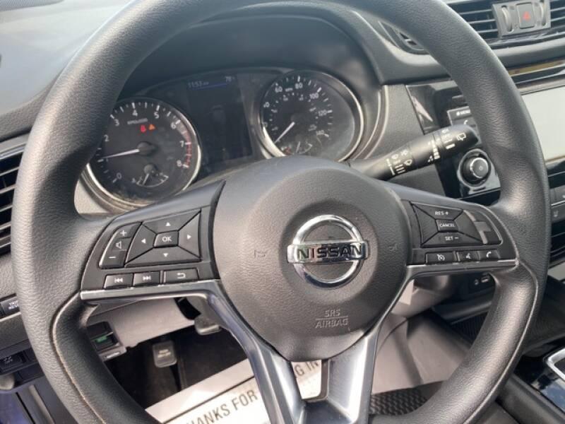 2019 Nissan Rogue Sport AWD S 4dr Crossover - Geneva NY