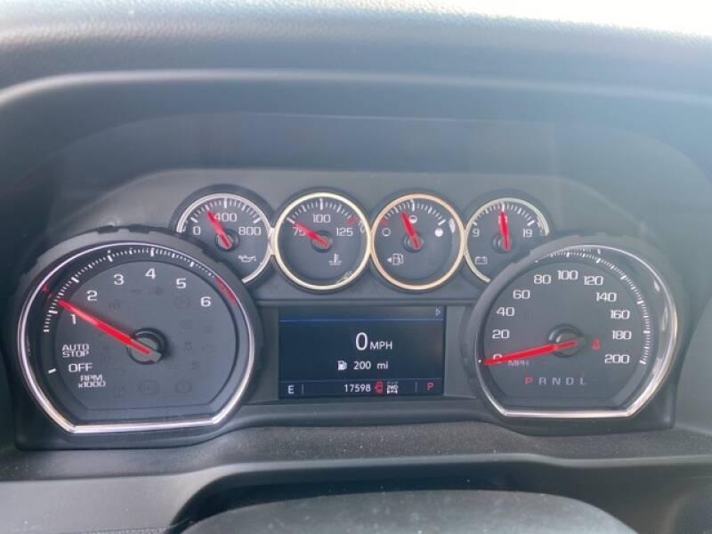2019 Chevrolet Silverado 1500 LT - Geneva NY