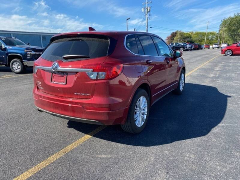 2018 Buick Envision Preferred 4dr Crossover - Geneva NY