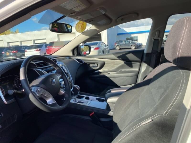 2018 Nissan Murano AWD SV 4dr SUV - Geneva NY