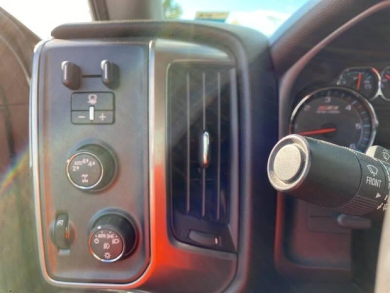 2017 Chevrolet Silverado 1500 4x4 LT 4dr Double Cab 6.5 ft. SB - Geneva NY