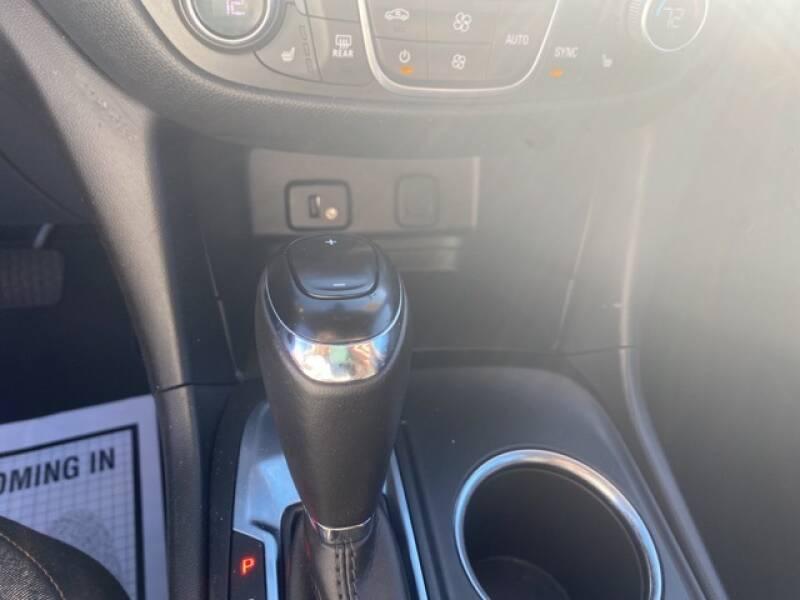 2018 Chevrolet Equinox 4x4 LT 4dr SUV w/1LT - Geneva NY