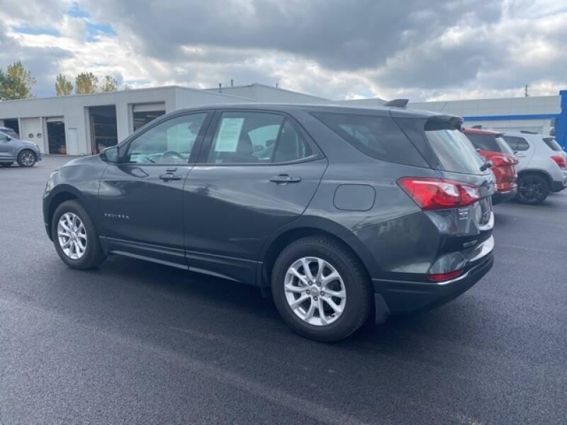 2018 Chevrolet Equinox LS 4dr SUV w/1LS - Geneva NY
