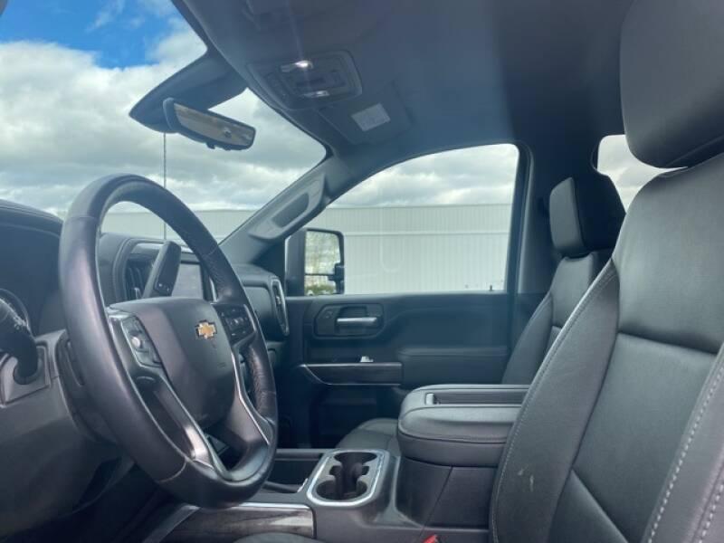 2020 Chevrolet Silverado 2500HD LTZ - Geneva NY
