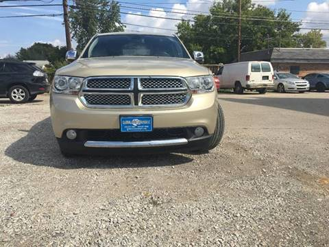 2011 Dodge Durango for sale in Lockbourne, OH