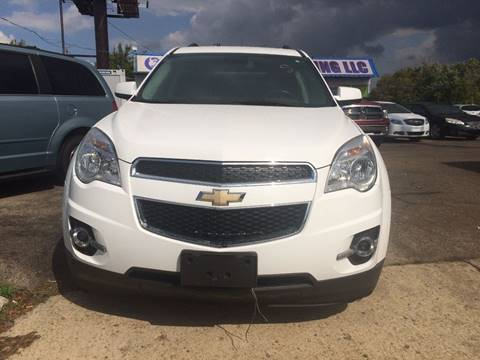 2012 Chevrolet Equinox for sale in Columbus, OH