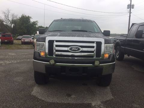 2012 Ford F-150 for sale in Lockbourne, OH