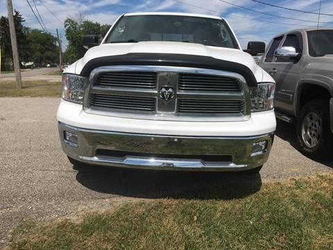 2010 Dodge Ram Pickup 1500 for sale in Lockbourne, OH