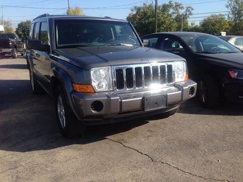 2007 Jeep Commander for sale in Lockbourne, OH