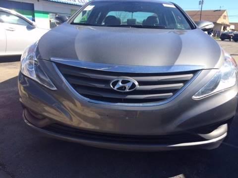 2014 Hyundai Sonata for sale in Columbus, OH