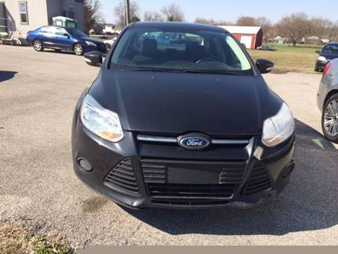 2013 Ford Focus for sale in Lockbourne, OH