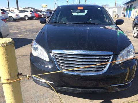 2012 Chrysler 200 for sale in Columbus, OH