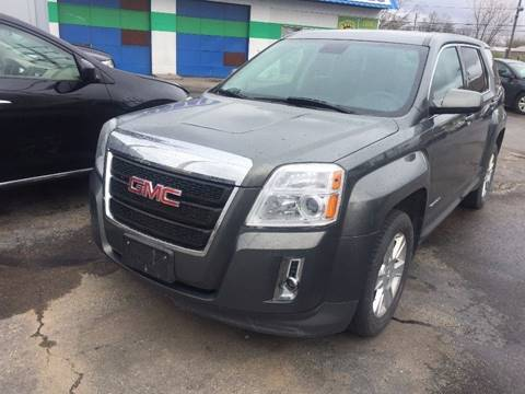 2012 GMC Terrain for sale in Columbus, OH