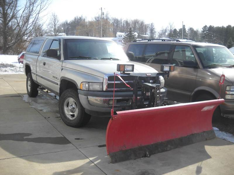 1999 Dodge Ram Pickup 1500 for sale at Whitmore Motors in Ashland OH